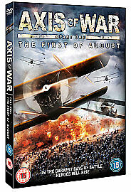 Axis Of War - The First Of August (DVD, 2010)