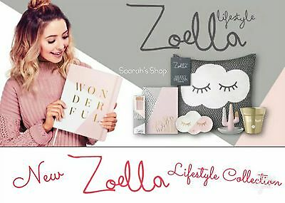 New Zoella Lifestyle Collection 2017 Range Ring Holder Journal Pot Tray Cushion