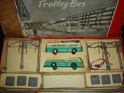 Trolly Bus  EHEIM  1952er Modell