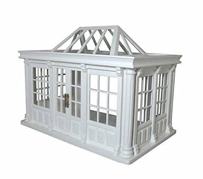 Deluxe Conservatory - White