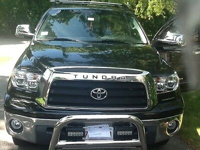 2008 Toyota Tundra Limited Rebuilt Title
