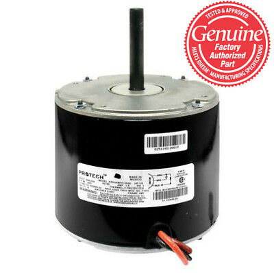 Rheem RUUD Condenser Motor - 1/3 hp 208-230/1/60 (825 rpm/1 speed) 51-100998-24