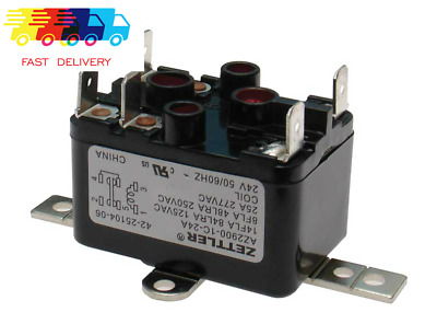 Carrier Bryant York 24 Volt Furnace Relay P283-0370 1690-038 3115A3301 M3853-3