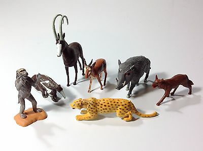 Lot of Vintage NOS BRITAINS Toys Animals