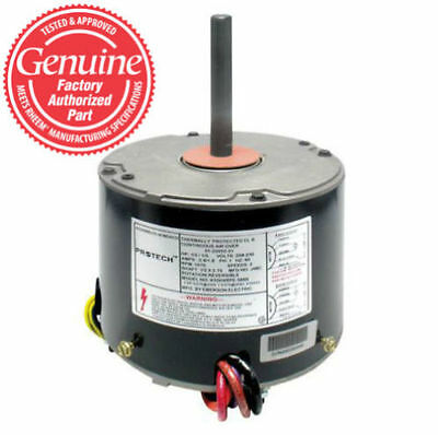 OEM Rheem Ruud Weather King Corsaire Condenser FAN MOTOR 1/6 HP 51-101774-02