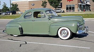1942 Ford Business Coupe Deluxe 1942 Ford Short Door Business Coupe Traditional Custom Sreet Rod Rare Car