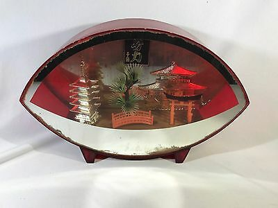 Vintage Music Box Decorative Shelf Display Made in Japan
