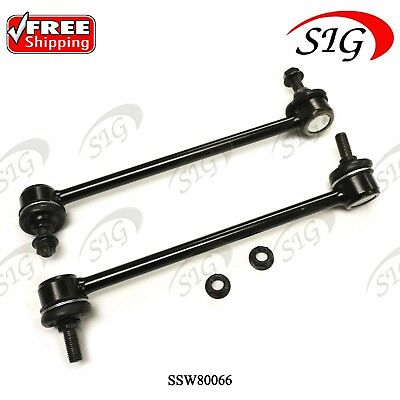 2 JPN Front Sway Bar Link Kit for Ford Focus 2000-2011 Same Day Shipping K80066