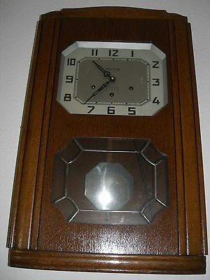 alte Wanduhr, Vedette, Thery,  Dunkerque