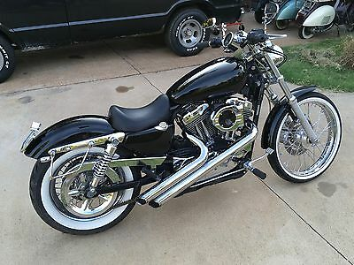 2005 Harley-Davidson Sportster  Gorgeous High Performance 2005 Harley Davidson 1200cc motorcycle With all Xtra's