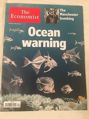 The Economist magazine May 27th-June 2nd 2017 (FREE 1st CLASS POSTAGE)