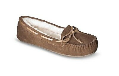 Womens Moccasin Style Slippers Size 9 or Size 10