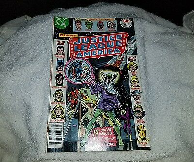 Justice League of America 147 VF+ Giant Size