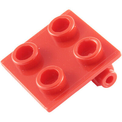 LEGO - 6134 HINGE BRICK 2x2 THIN TOP PLATE - SELECT QTY & COL - BESTPRICE - NEW
