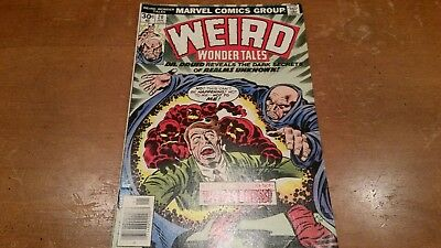 Weird Woder Tales comic book #20