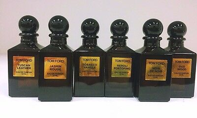 Tom Ford Private Blend 12ml 0.41 oz Mini splash Eau De Parfum Choose Type
