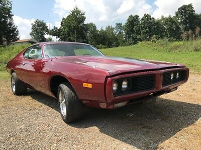 1973 Dodge Charger  1973 Dodge Charger