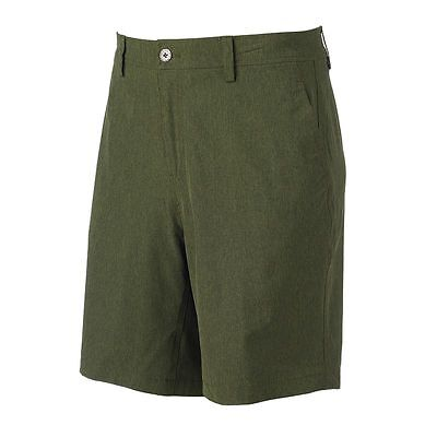 Men's Cool Keep Quick Dry Anti-Static Shorts, Green Size 42 - New w/ Tags!!