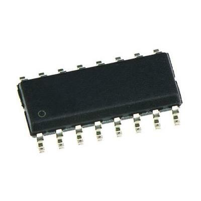 2 x STMicroelectronics VIPER25HD, High Voltage Switcher, SO16 16-Pin