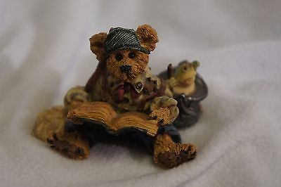 Boyds Bears and Friends STYLE 2430 Willie as Noahs Son Tough Job but..