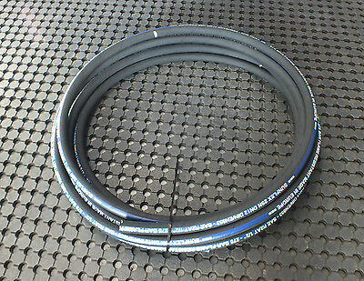 "HYDRAULIC HOSE 3/4"" ID SAE 100R2-1  2 WIRE 3120 PSI 5 Meter Coil GOOD FLEXIBILTY"