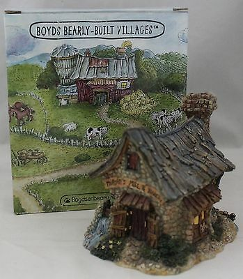 Boyds Boydsenberry Acres Murphy's Mill & Bakery Resin Village Building 19044