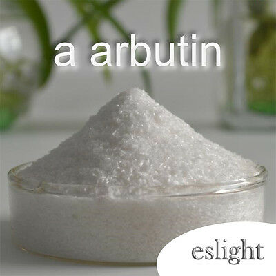 10g 99.9% Pure  ALPHA Arbutin Powder For Skin Lightening