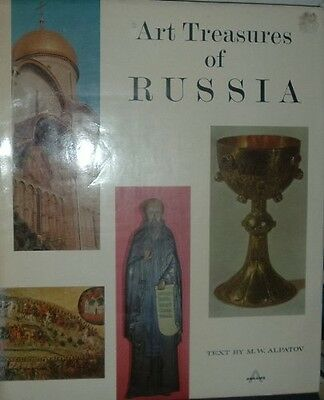 Art Treasures of Russia Good condition, no marks or highlights