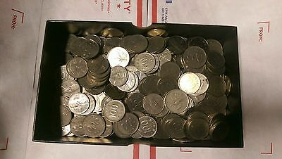 86000 South Korean Won Foreign Exchange Travel Money Currency Lot coin Korea KRW