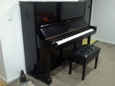 Piano Yamaha U3 131 upright - excellent condition