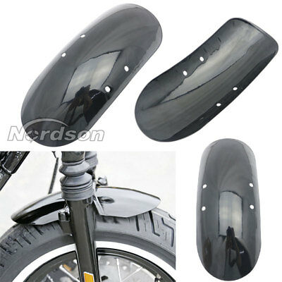 Motorcycle Short Front Fender Fits For Harley Davidson Forty Eight 48 2010-2017