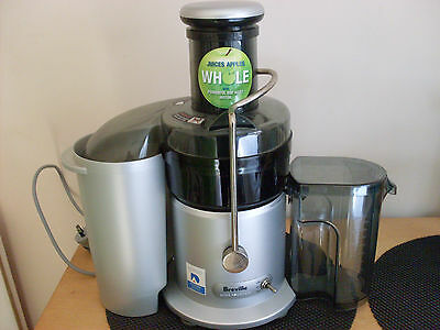 Breville Electric Juice Fountain - Barely Used