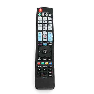 New AKB74115501 Replacement Remote Control for LG LCD LED TV HDTV