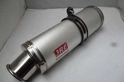 Suzuki GSX250 Across Stainless Shorty Slip on Performance Muffler GSX 250 Across