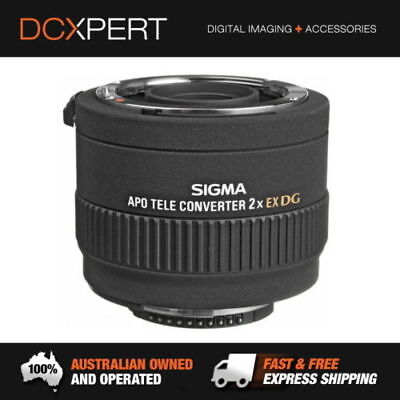 Sigma APO Teleconverter 2x EX DG for Canon EF & SANDISK 32GB USB FLASH DRIVE