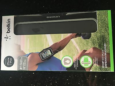 Belkin iPhone 7 Plus Sport-Fit Plus Armband Hand-washable F8W784btC00