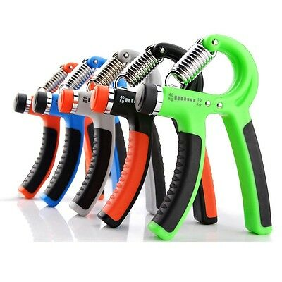 Hand Muscle Exerciser Adjustable Finger Resistance Strength Trainer Equipments