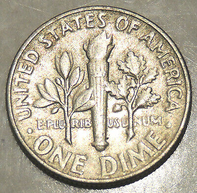 (3) United States Of America - One Dime Coin - 1965 - Reasonable Cond For Age