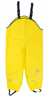 Dry Kids Childrens Waterproof Dungarees Unlined - Flawed Fabric