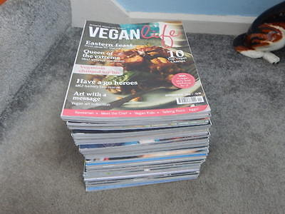 Vegan Life Magazine Issue 1 to 28 ~ Sept 2014 to July 2017