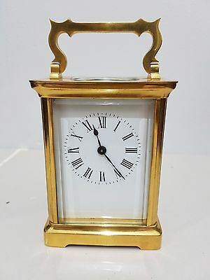 Carriage Clock, French