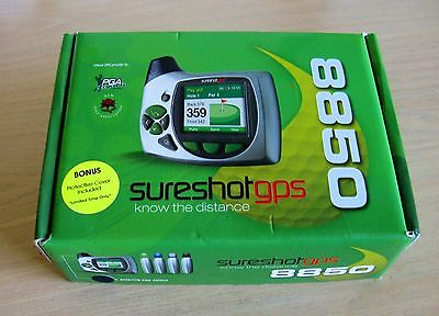 Sureshot GPS 8850  Golf.   Used - but in Excellent Condition