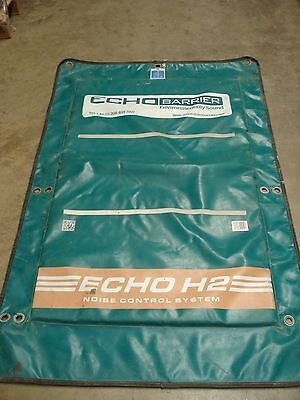 ECHO Barrier H2 – Temporary Acoustic Barrier