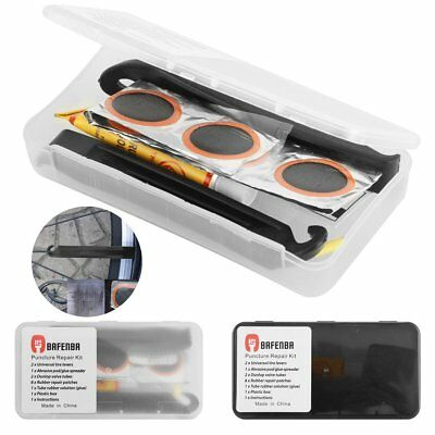 2017 Portable Cycling Bike Bicycle Repair Tire Tyre Tool Sets Kit Rubber Patch