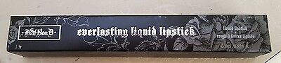 100%genuine  Kat Von D Everlasting Liquid Lipstick.  .