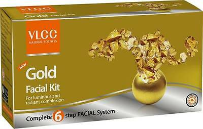 VLCC GOLD Facial Kit, 60gm with Free Shipping