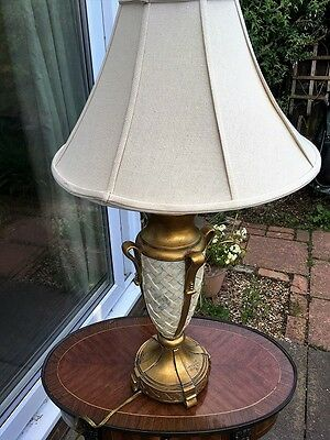 Lamp Roman Urn Style in Great Condition Vintage Reproduction