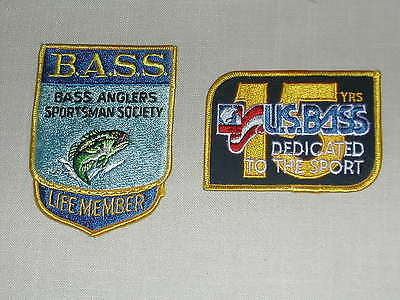 Beautiful Bass Anglers Association Patches