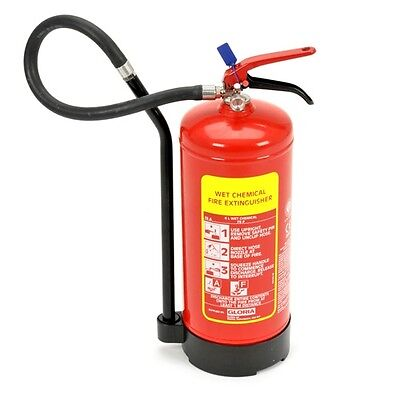 IVG safety 6.0lt wet chemical fire extinguisher(red)