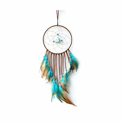 Dream Catcher ~ Handmade Traditional Boho style Feather Wall Hanging Home decora